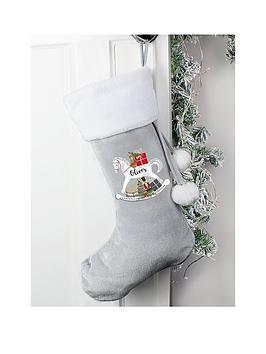 personalised-grey-rocking-horse-stocking