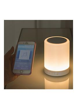 wireless-speaker-with-colour-changing-touch-lamp