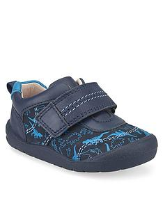 start-rite-boys-footprint-dino-shoes-navy