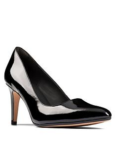clarks-laina-rae-2-heeled-court-shoes-black