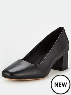 clarks-sheer-rose-2-block-heel-court-shoe-black