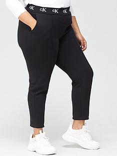 calvin-klein-jeans-plusnbsplogo-trim-jogger-pant-black