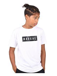 rascal-childrensnbspradium-carbon-short-sleevenbspt-shirt-white