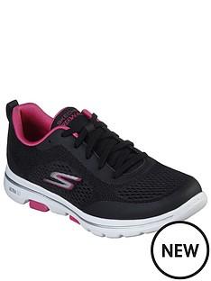 skechers-go-walk-5-trainers-black