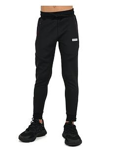 rascal-childrensnbspgarrison-track-pant-blackred