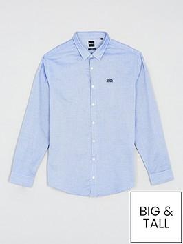 boss-brod-textured-shirt-medium-blue