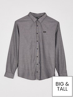 boss-brod-textured-shirt-black