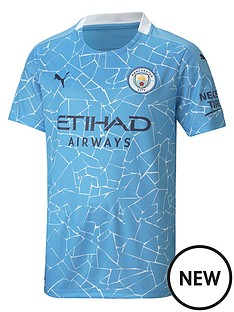 puma-puma-youth-manchester-city-home-short-sleeved-shirt