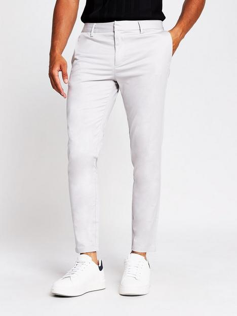 river-island-skinny-fit-chino-trousers-light-grey