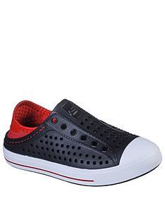 skechers-boys-guzman-sandals-black