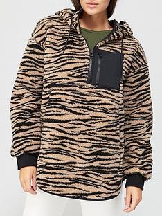 calvin-klein-jeans-zebra-sherpa-popover-jacket-blackwhite