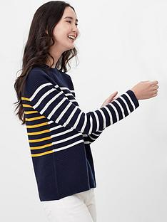 joules-valencia-ripple-stitch-jumper-navy