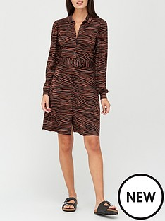 v-by-very-long-sleeve-belted-shirt-mini-dress-zebranbspprint
