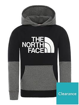 the-north-face-childrensnbspdrew-peak-block-hoodie-black-grey