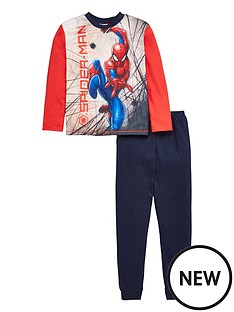 spiderman-boys-long-sleeve-pjs-multi