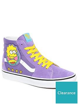 vans-the-simpsons-ua-sk8-hi-shoes-multi
