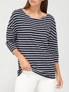 v-by-very-stripe-drop-shoulder-oversized-t-shirt-navystripe
