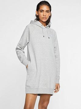 nike-nsw-essential-fleece-dress-dark-grey-heather