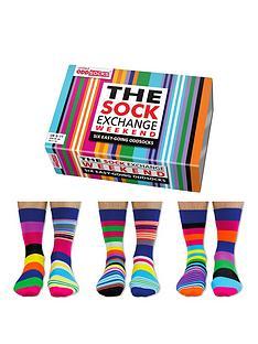 united-oddsocks-sock-exchange-weekend