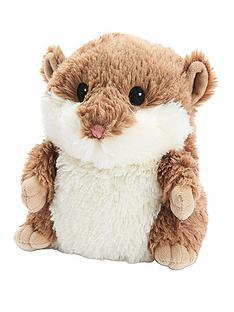 warmies-hamster-brown