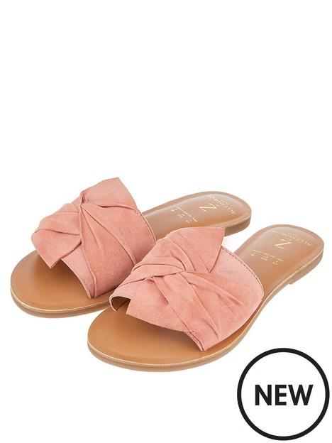 accessorize-perth-twist-slider-pink