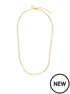 accessorize-z-plain-paper-clip-chain
