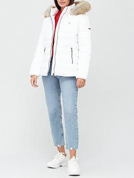 tommy-jeans-essential-faux-fur-hood-padded-coatnbsp-white
