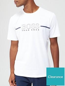 boss-bodywear-urban-logo-t-shirt-white