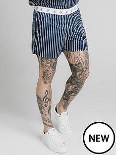 sik-silk-siksilk-eyelet-elasticated-swim-shorts