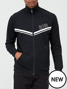 boss-authentic-zip-through-jacket-black