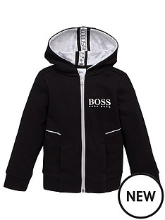 boss-boys-classic-zip-through-hoodie-black