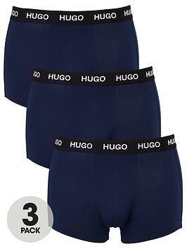 hugo-3-pack-trunks-navy