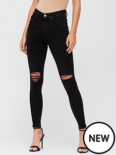 v-by-very-ella-high-waist-skinny-jean-black
