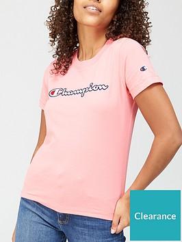 champion-crew-neck-t-shirt-pinknbsp