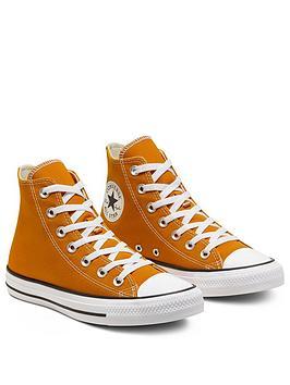 converse-chuck-taylor-all-star-hi-tops-yellownbsp