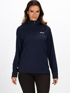 regatta-sweethart-quarter-zip-fleece-navynbsp