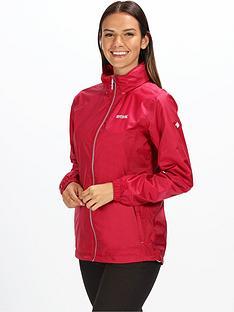 regatta-corinne-waterproof-packable-jacket-pink