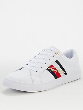 tommy-hilfiger-signature-cupsole-sneaker-white