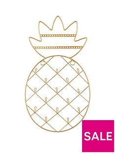 sass-belle-pineapple-wall-mount-jewellery-hanger