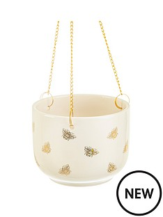 sass-belle-queen-bee-hanging-planter