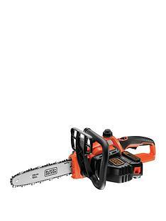 black-decker-18v-chainsaw-li-on-25cm-bar-gkc1825l20-gb