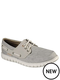 skechers-moreway-boat-shoes-grey
