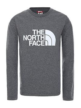 the-north-face-childrensnbspeasy-long-sleeve-t-shirt-grey