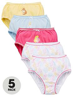 disney-princess-girls-disney-princess-classic-knickers-5-pack-multinbsp