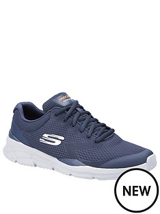 skechers-equaliser-40-lace-up-trainers-navy