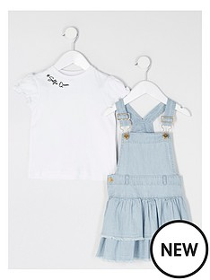 river-island-mini-girls-denim-pinafore-dress-outfit-blue
