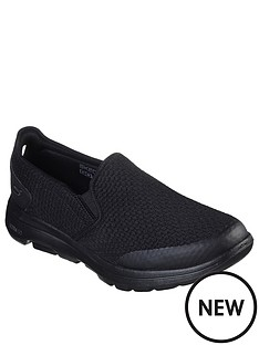 skechers-gowalk-5-slip-on-trainers-black