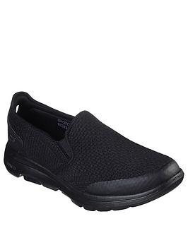 skechers-gowalk-5-slip-on-trainers-black