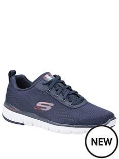 skechers-flex-advantage-30-trainers-blue