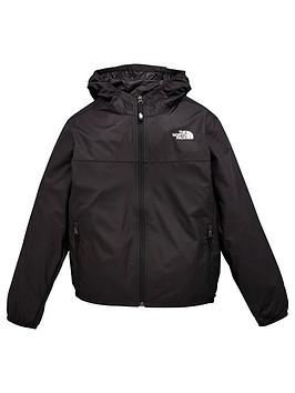 the-north-face-childrensnbspreactor-wind-jacket-black-white